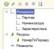 Запись данных в независимый непериодический регистр сведений