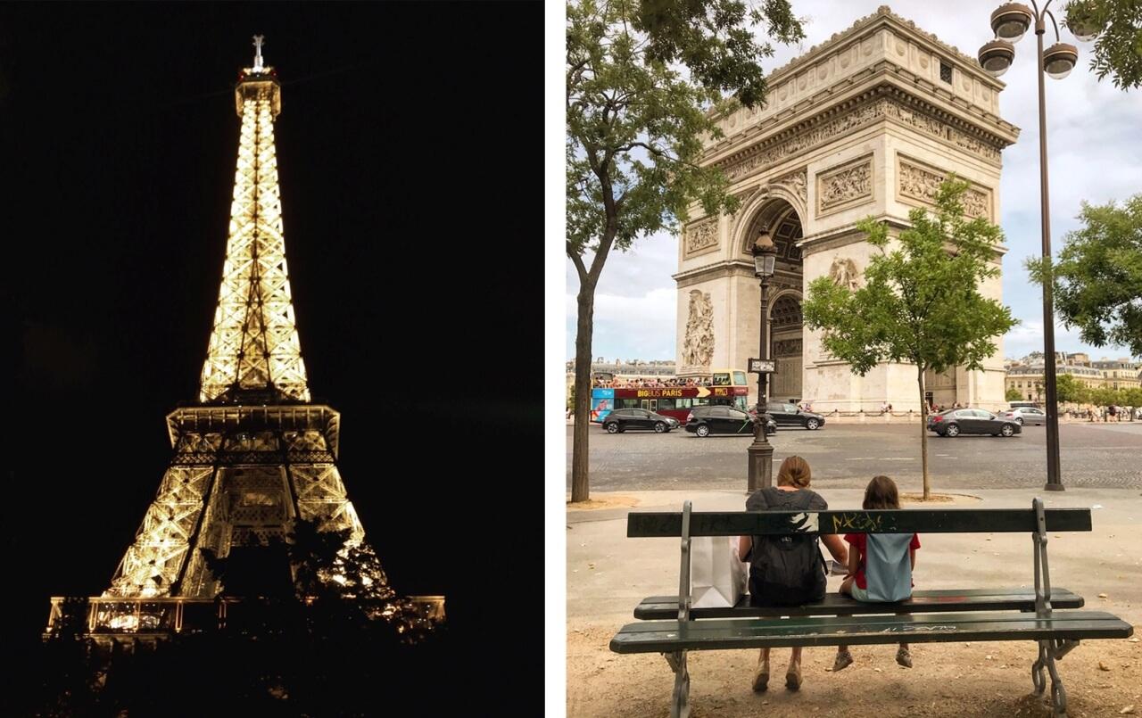 «Париж как Питер, только в десять тысяч раз красивее»