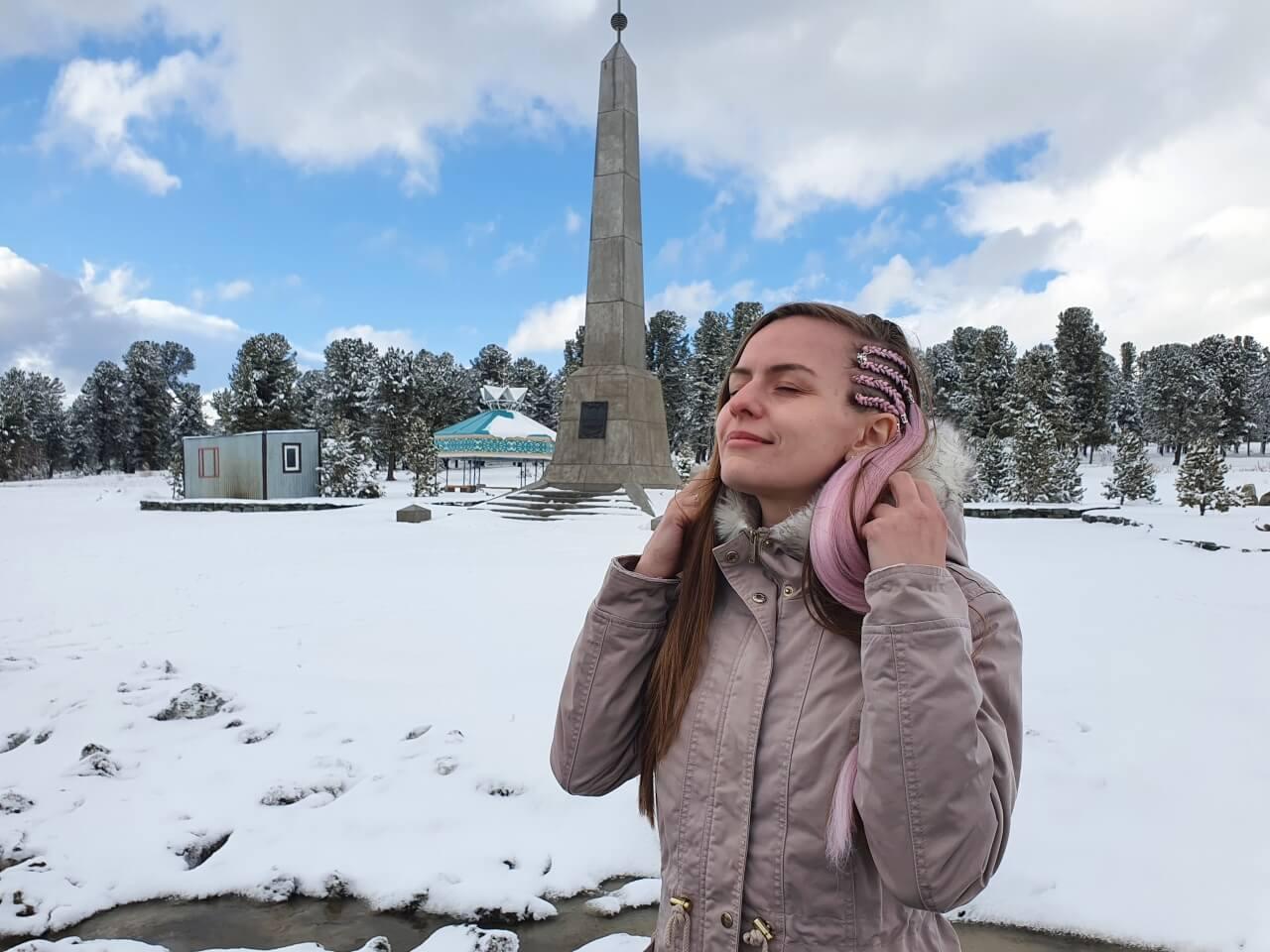 Майский Алтай: надо брать и купальник и пуховик