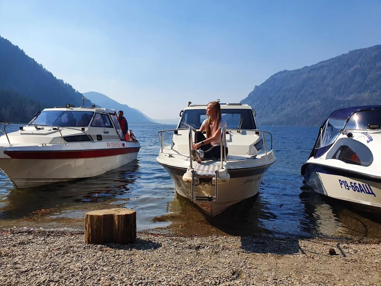 Три дня на Телецком озере: дягилевый мед, Кокуя, легенда об алтайском богатыре